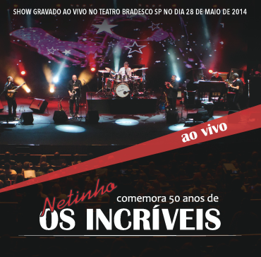 CD cover 50 anos
