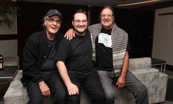 Netinho, Sandro Haick e Marinho - tres geracoes de bateristas na familia