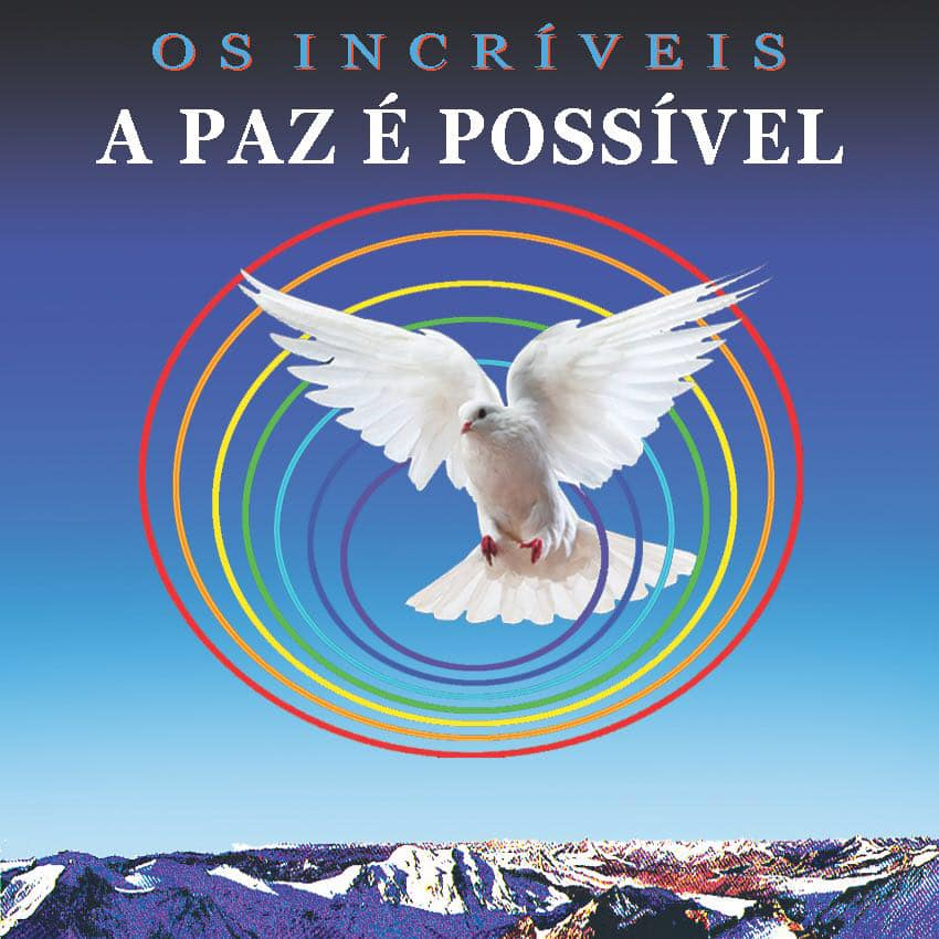 os incriveis - A Paz e possivel - album cover